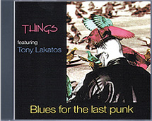 BLUES FOR THE LAST PUNK